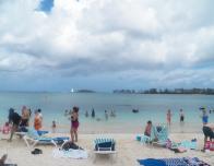 Junkanoo Beach was EVERYTHING!