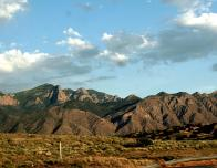 Get a Glimpse of the Sandia Mountains