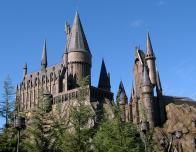 Hogwarts Castle at Universal's Islands of Adventure in Orlando