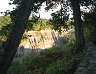 View Near the Castile Entrance