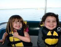 Cruising on the Lake, Courtesy of Tyler Place Family Resort