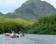 Wailua River Kayak Trip