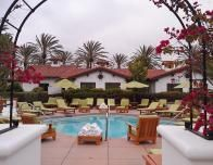 The Omni La Costa Spa has its own private pool.