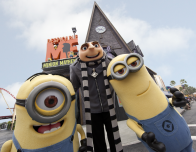 Despicable Me Minions Are Really Good Guys at Universal Orlando Resort