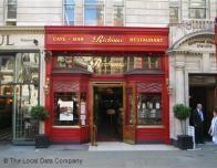 Richoux, a restaurant in central London