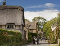 A Typical Cotswold Scene, Courtesy, Ellenborough Park
