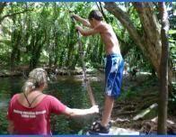 Wailua River Trip Swing
