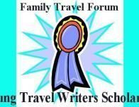 2012 FTF Young Travel Writers Scholarship Winner