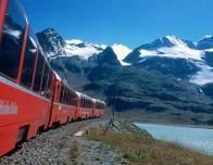 Eurail train passes are great for sightseeing.