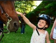 Meeting (and Riding) Ponies, Courtesy of Tyler Place Family Resort