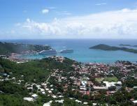 Charlotte Amalie, St. Thomas in USVI