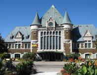 Gare du Palais, Quebec City's Main Train Station