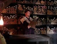 Ollivander's Wand Shop at WWOHP