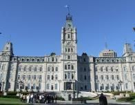 The Parliament Building in Quebec City