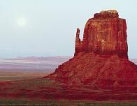 Pink and Red Sandstone Cliffs, Abiquiu, New Mexico