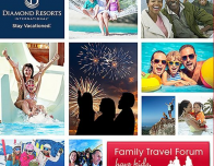 America's Most Popular Family Vacations ebook vacation planner
