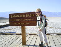 After a Weekend in Vegas, Take the Kids to Badwater, Death Valley National Park