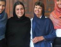 Grandma and I in Istanbul