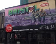 Bristol Mural by Tats Cru, Bronx, NY Graffiti Artists
