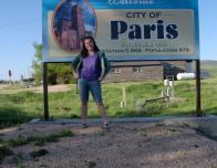 Paris....Idaho