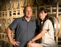 Becky and Scott Harris founded and own the distillery