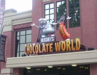 Indulge your sweet tooth at Hershey Chocolate World