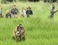 Walking Safaris Botswana