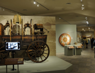 Buffalo Bill Center of the West, TE Ranch Exhibit; photo: Chris Gimmeson