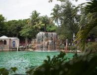 Venetian Pool Waterfall, Coral Gables, Courtesy of GMCVB