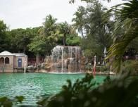 Venetian Pool Waterfall, Coral Gables, Courtesy of GMCVB
