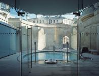 Cross Bath Interior