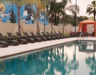 Pool and Cabana at Delta Orlando Lake Buena Vista