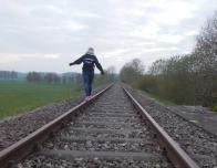 Train Tracks - Pfullendorf, Germany