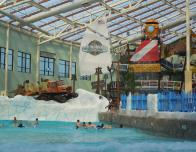 Camelback Resort's Aquatopia indoor waterpark.