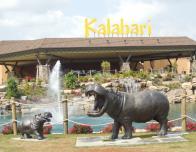 Kalahari Resort Poconos entrance