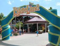 Kiddie Land at Elitch Gardens! Where the Kids Can Run Wild