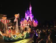 Want to take your family to the Main Street Electrical Parade for free?