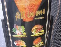 """Doner Kebab at """"All in One"""" is a healthy, budget-wise feast."""