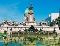 Argentina's capitol of Buenos Aires
