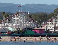 Giant Dipper, Santa Cruz Beach Boardwalk