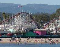 Giant Dipper, Santa Cruz Beach Boardwalk