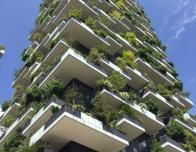 Milan's skyscrapers are going green this year.