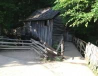 The Gristmill Where We Met the Old Ranger