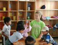 Helping Children in the Preschool