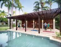 Yoga Pavilion at Half Moon, Montego Bay, Jamaica