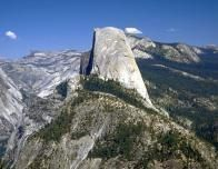 Feel on top of the world at Yosemite National Park