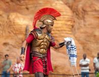 See the Roman Soldiers at The Holy Land Experience