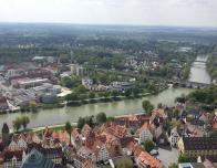 Ulm - From the view of Ulmer Münster