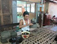 Laquerware Studio, Myanmar