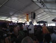 Second Line at the Jazz Fest
